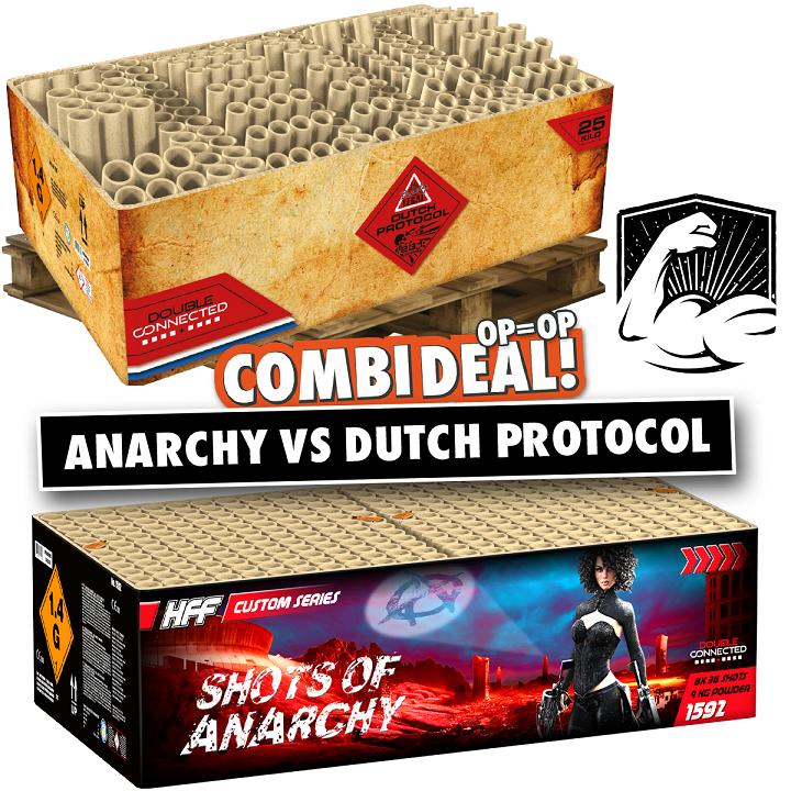 Anarchy vs dutch protocol