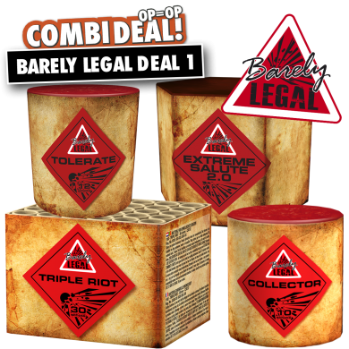 Barely Legal Deal 1