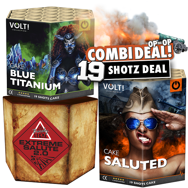19 Shots Deal