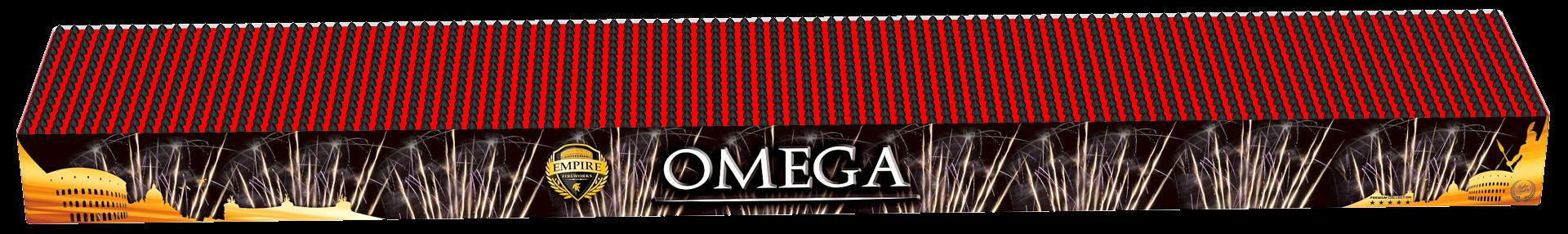 Omega (1500 schots fluitcake)
