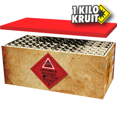 double dutch box/Double Gold Box (artikel 8)