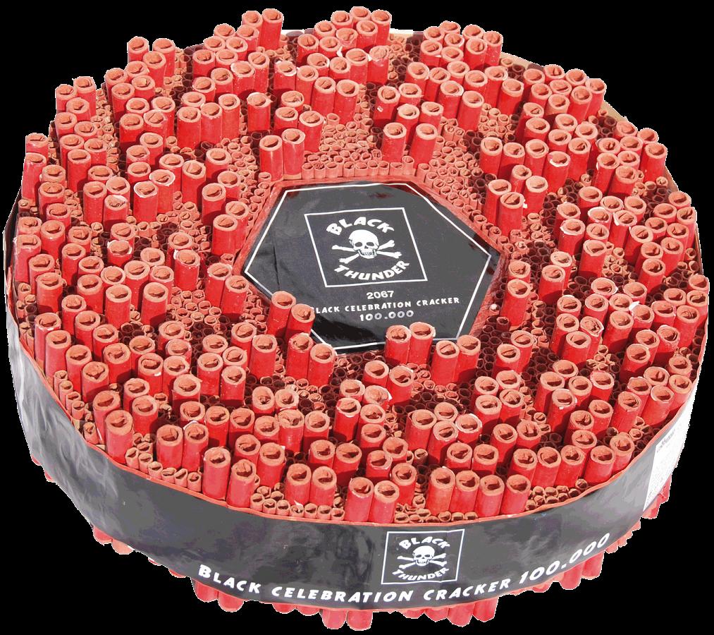 Black Celebration  Cracker   100.000