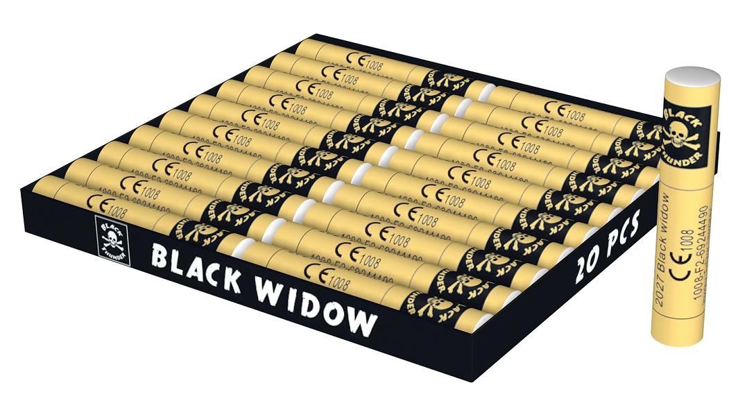 Black Widow (20 stuks)