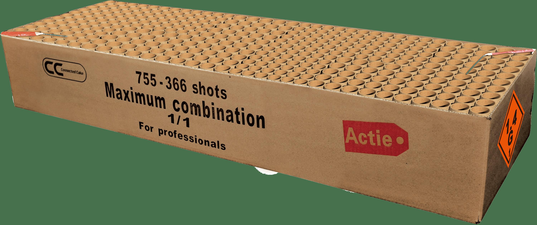 Maximum Combination