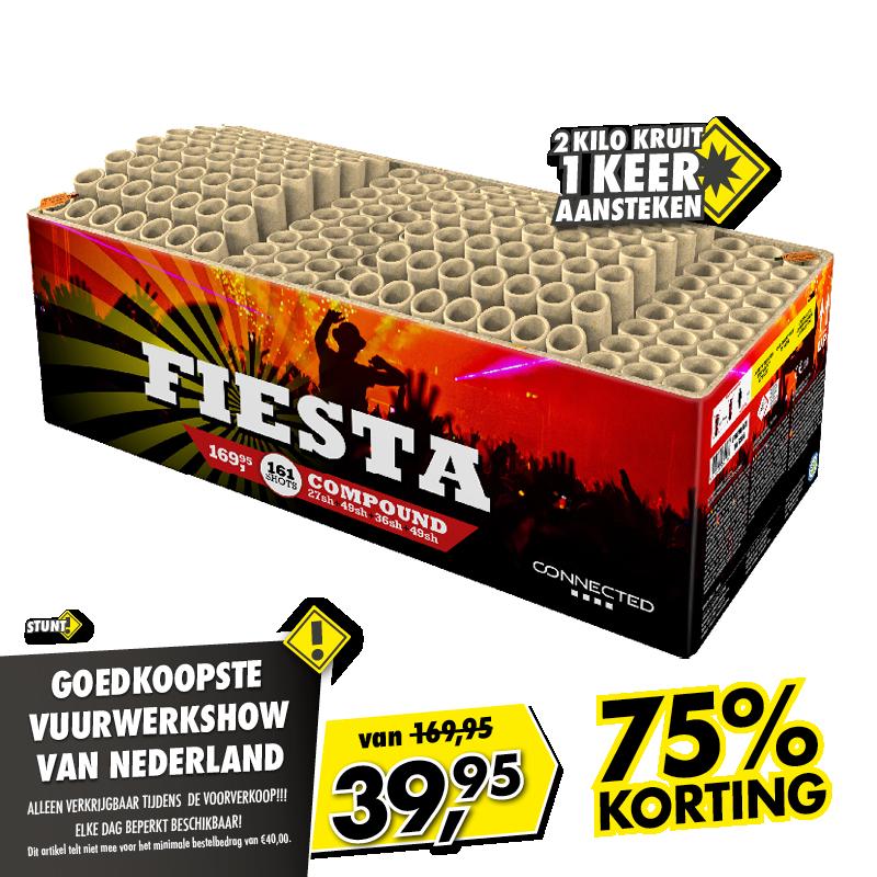 Fiesta (fLOWERBED 2 KILO KRUIT)