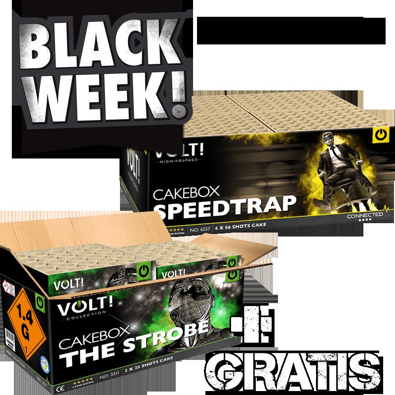 Speedtrap + GRATIS The Strobe VERKRIJGBAAR T/M 29 NOVEMBER