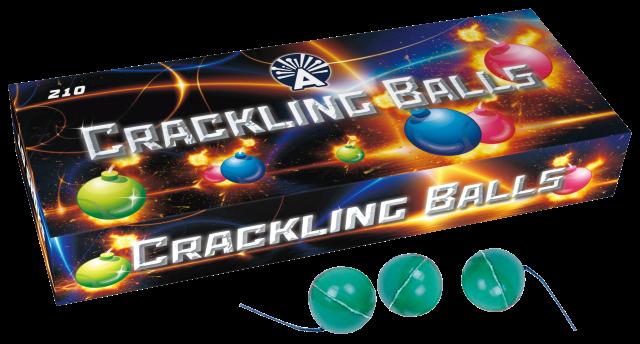 Crackling balls (10 stuks)