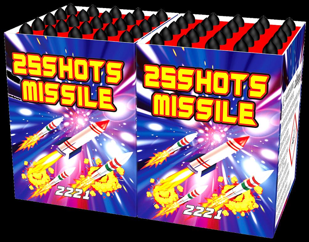 Missile 25 (2 stuks)