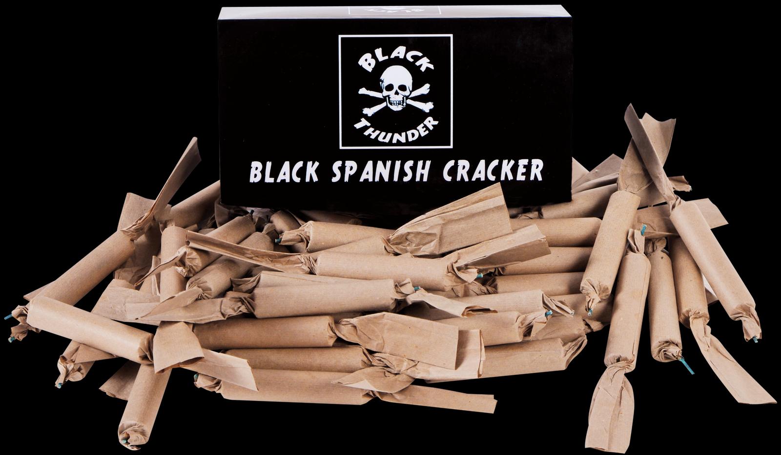 Black Spanish cracker (doos 48 stuks)
