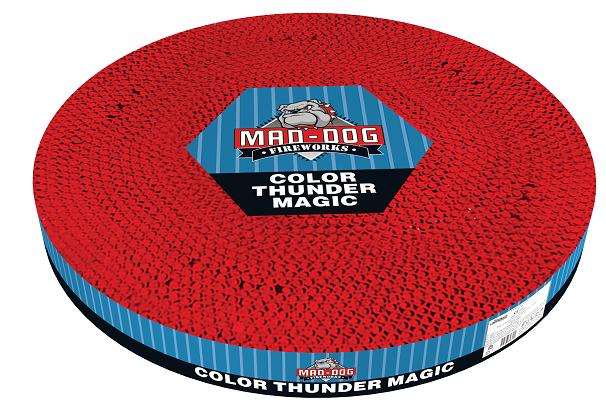 Color Thunder Magic