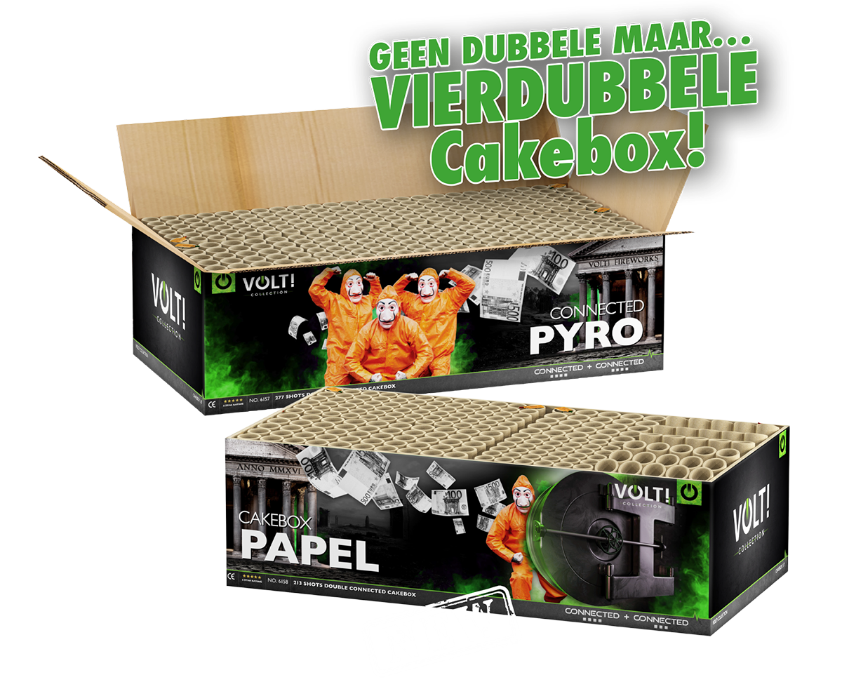 Pyro & Papel (4X Compound)