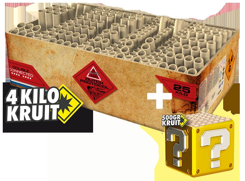 Dutch Protocol + gratis 500 gram verrassingscake
