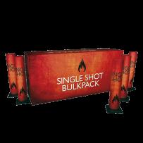 36x Single Shot Shocks in een doos