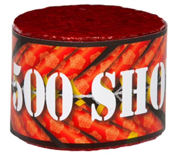 500 schots rol
