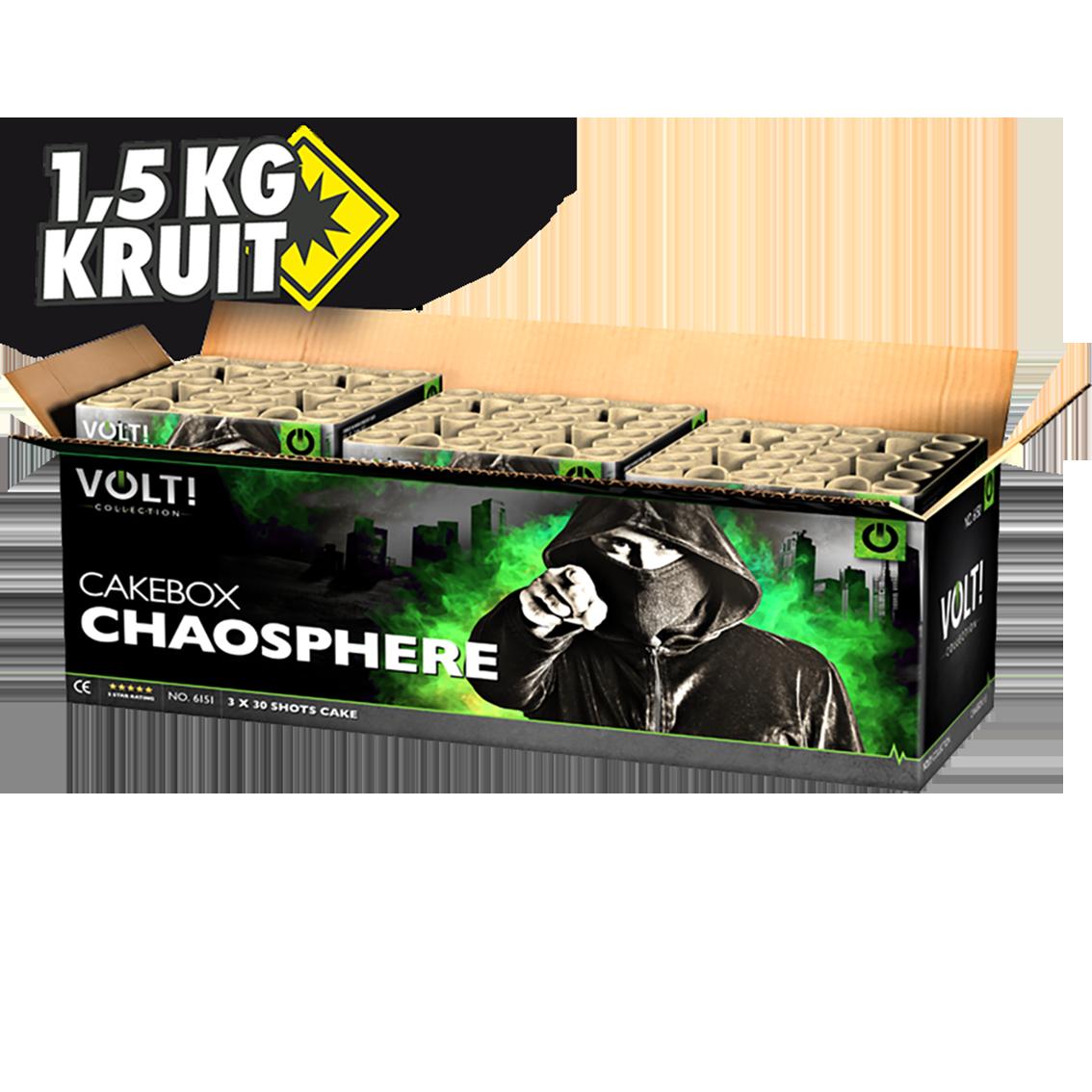 Volt Chaosphere box
