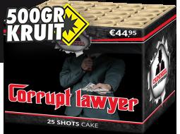 Corrupt Lawyer OP=OP