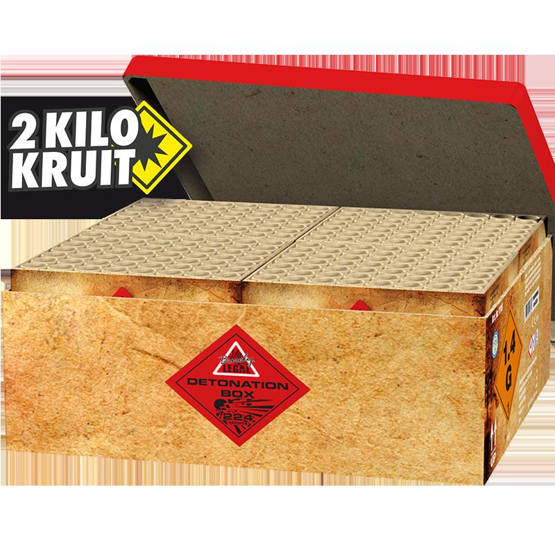 Detonation Box, GRATIS product