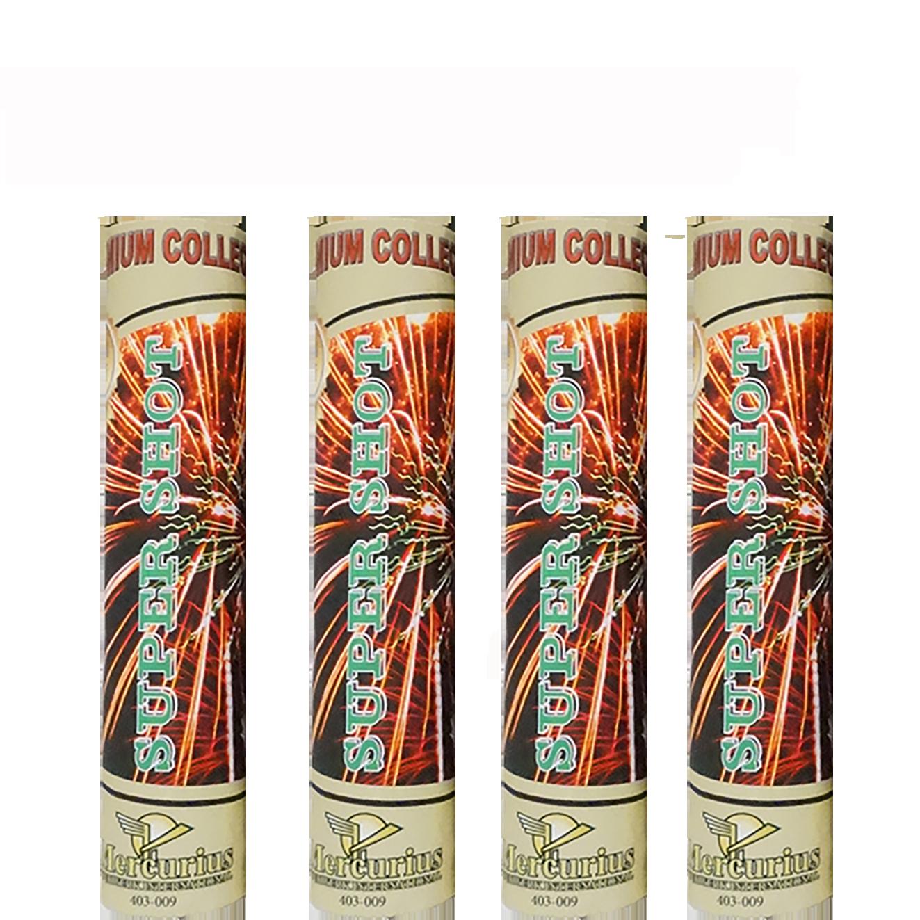 4 stuks Giant Super Shot