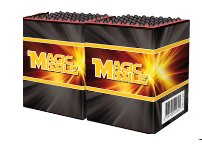 Magic missile (2 stuks)