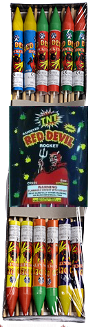 Red Devil Rockets