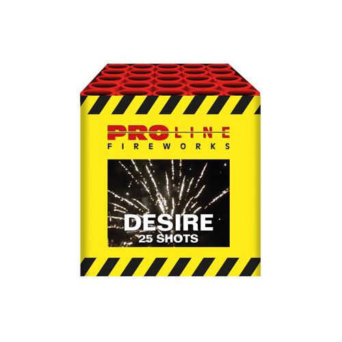 Desire 25 shots