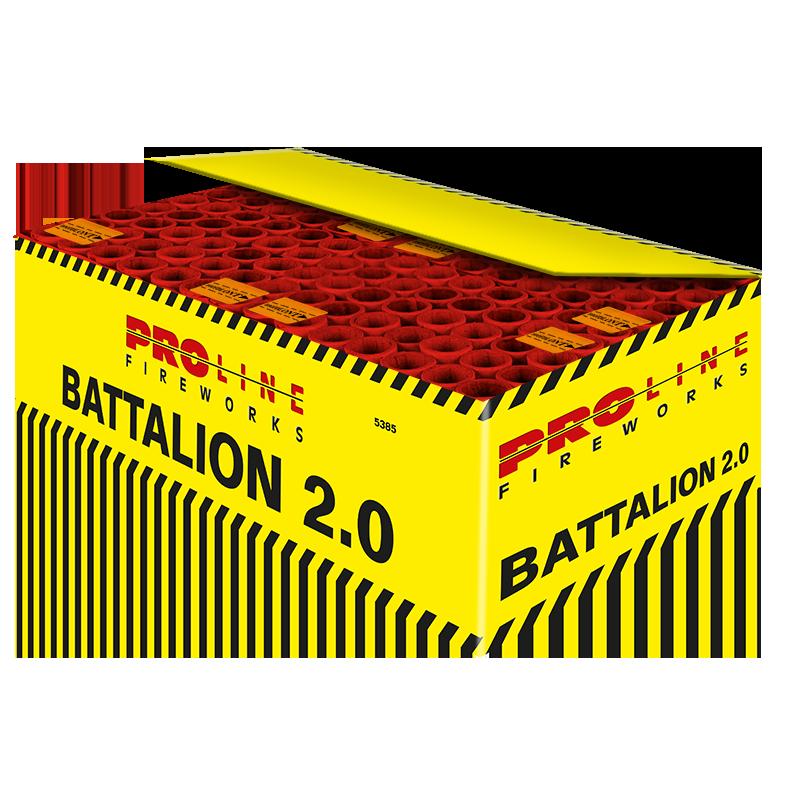 Battalion 2.0 - 140 shots cakebox