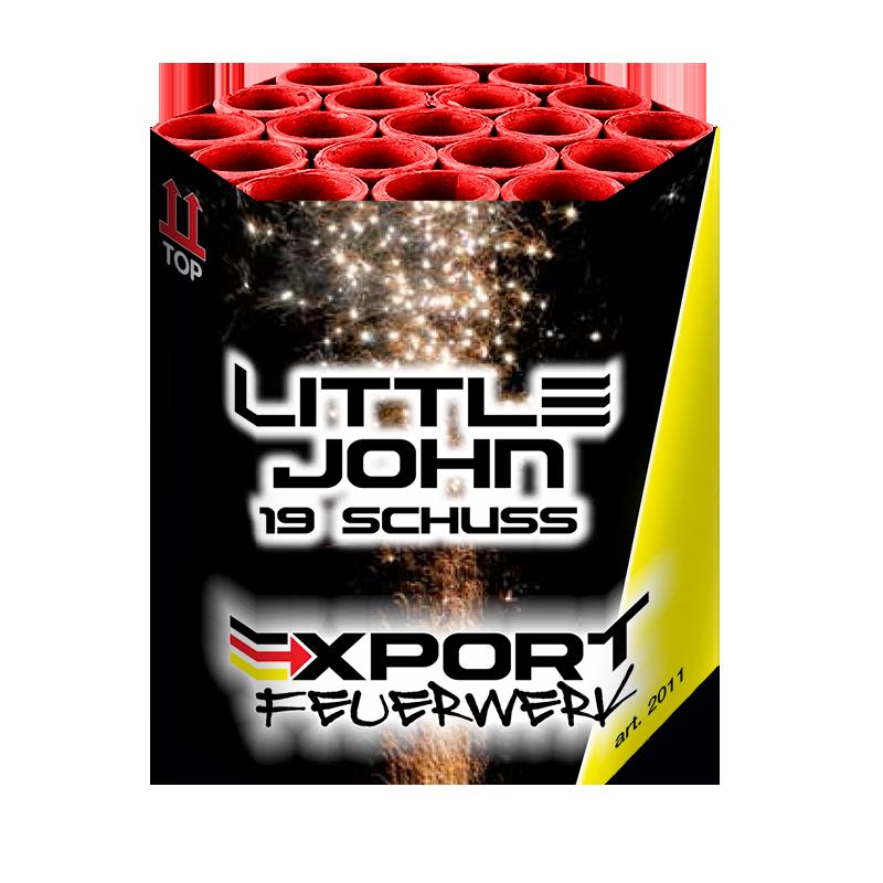 Little John 19 schuss - Duits vuurwerk