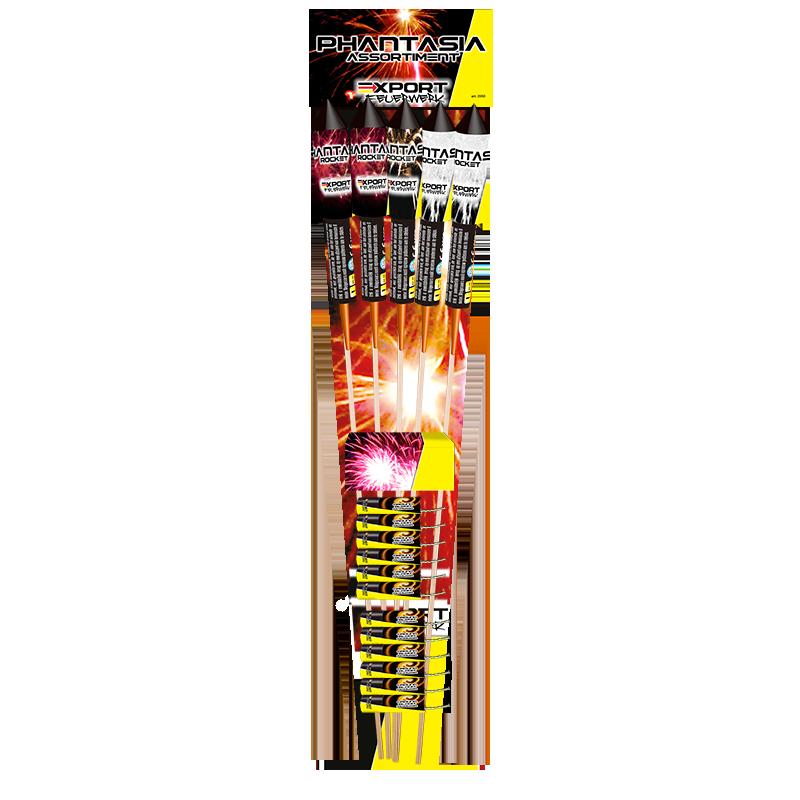 Phantasia - Duits vuurwerk