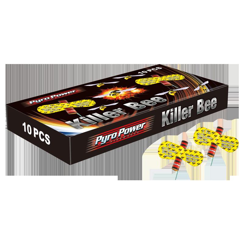 Killer Bee 25 pakjes
