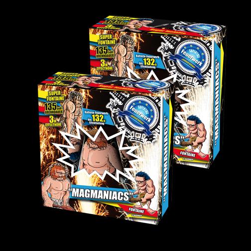 Magmaniacs 2 halen = 1 betalen