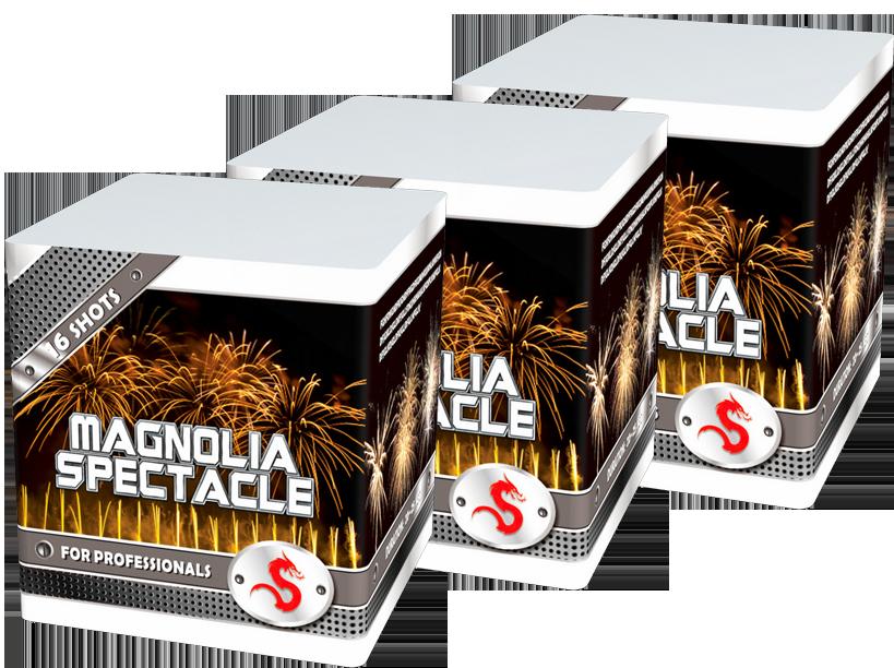 Magnolia Spectacle 3 halen = 1 betalen