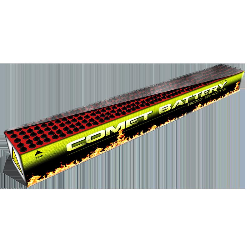 Comet battery