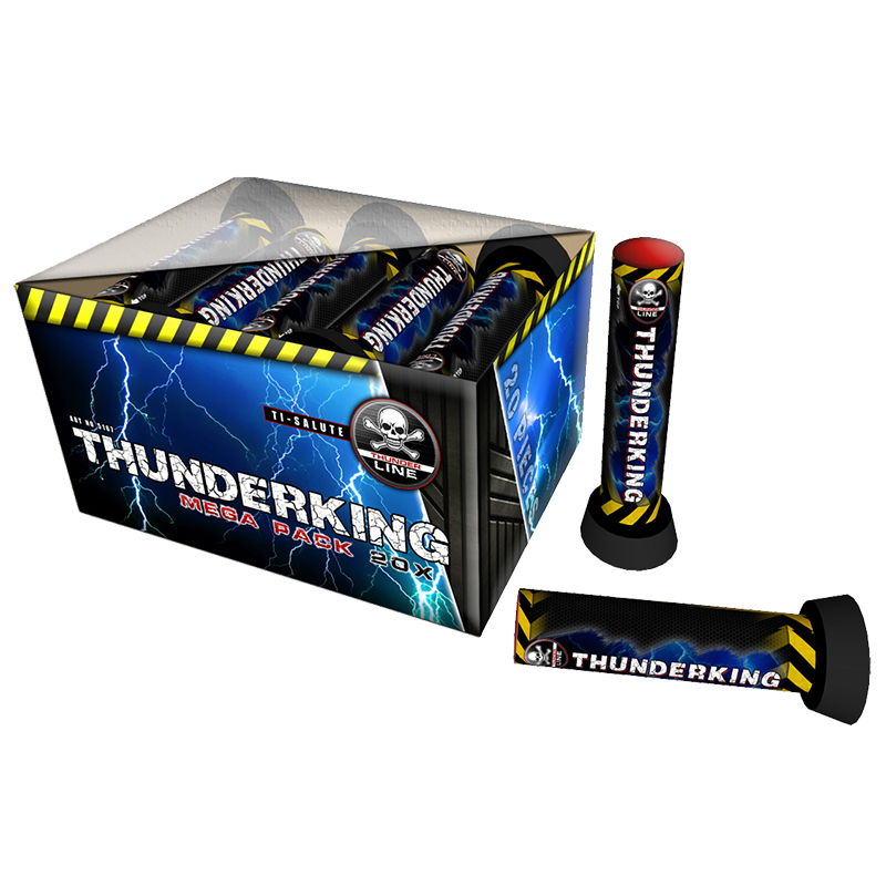 Thunder King Mega Pack