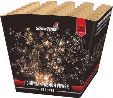 Chrysantheum Power