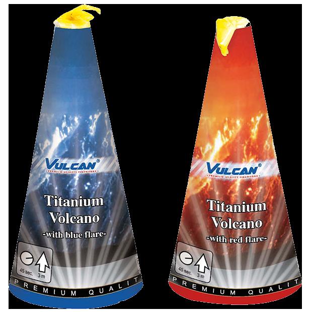 Titanium Volcano