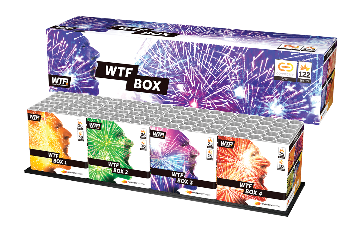 WTF box + mysterypakket