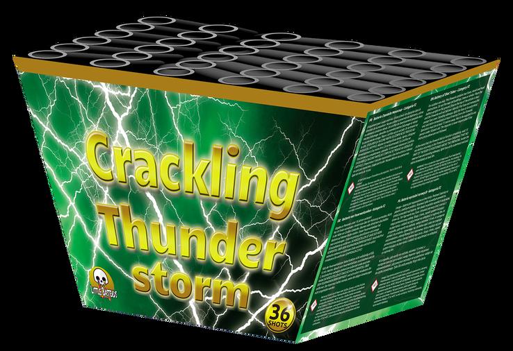 Crackling Thunderstorm