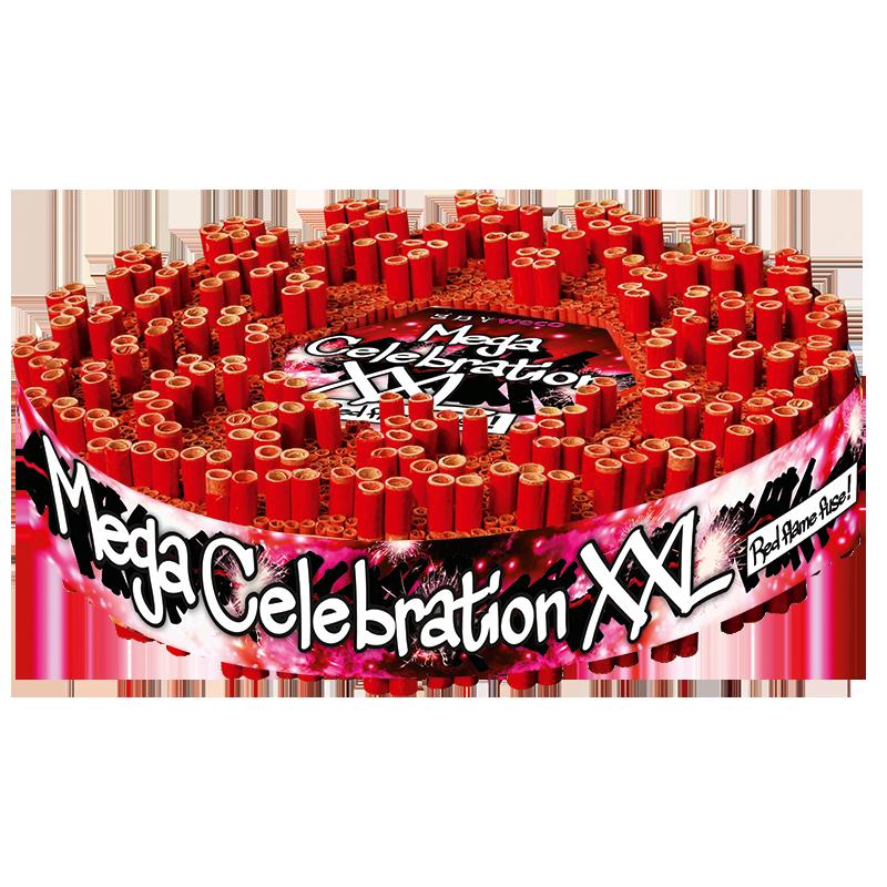 Mega Celebration XXL Ratelband