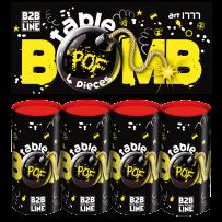 B2B Table Bomb - 4 stuks