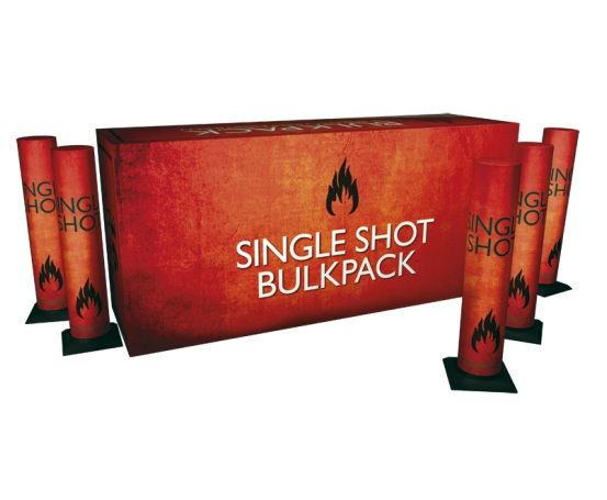 bulkpack single shot