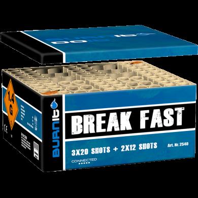 Break Fast Connected Burn it