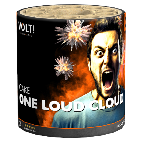 Volt One Loud Cloud Volt!