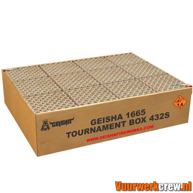 Tournament box