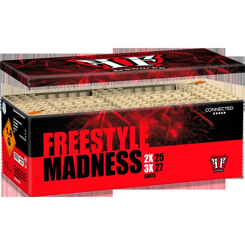 Freestyle Madness Box