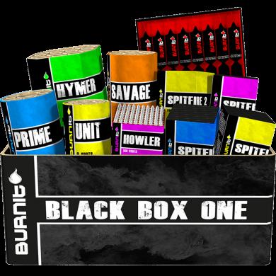 Blackbox One Burn it