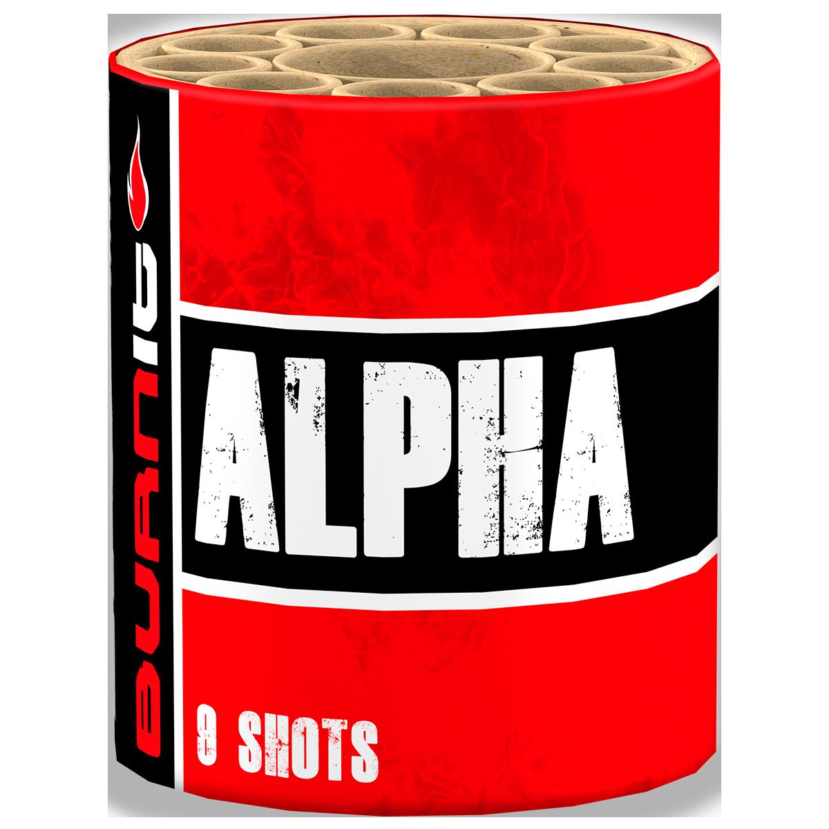 Alpha burn it