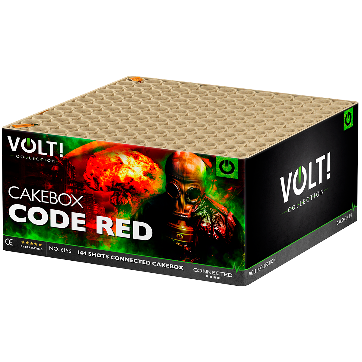 Volt Code Red Connected