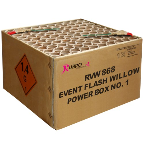 Event Flash Willow Power Box No.1