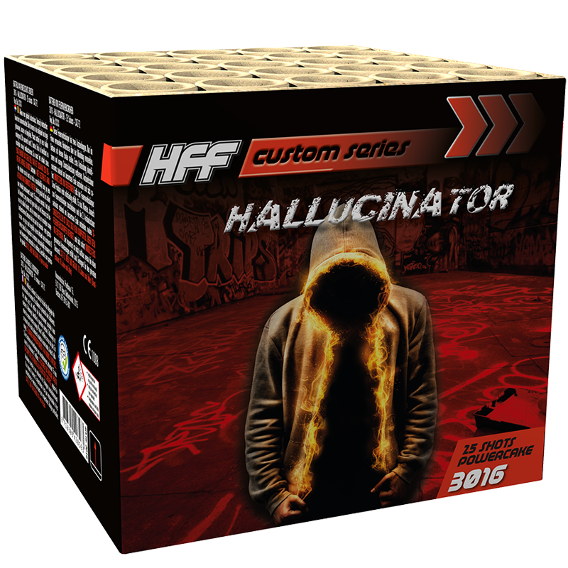 Hallucinator hff collectie