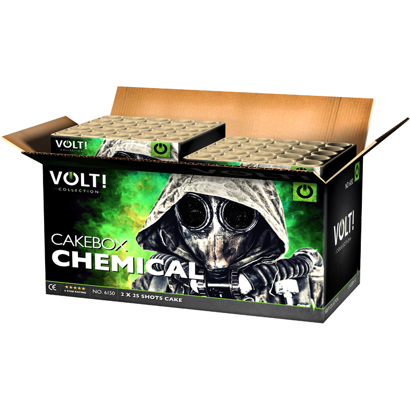 Volt Chemical Box